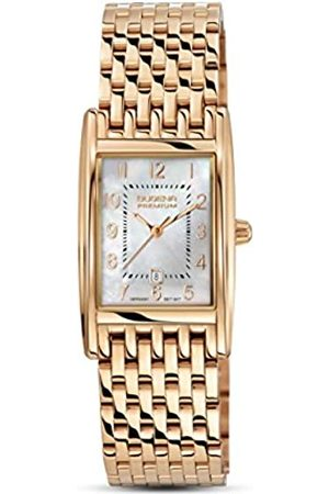 DUGENA Women's Analogue Quartz Watch with Stainless Steel Strap 7090121-1