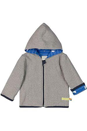 loud + proud Boy's Wendejacke Strick Aus Bio Baumwolle, GOTS Zertifiziert Cardigan