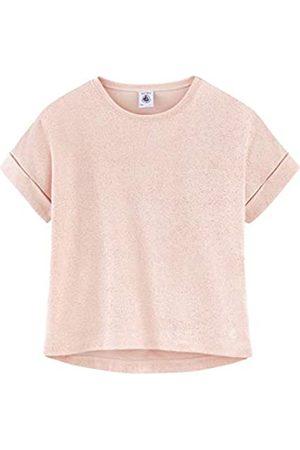 Petit Bateau Girls' Aisv Ts Mc T - Shirt
