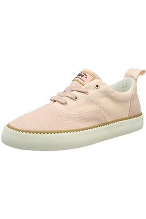 SCOTCH & SODA FOOTWEAR Women's Melli Trainers, (Blush Rose S58)