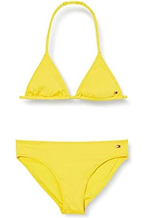 Tommy Hilfiger Girl's Triangle Set Bikini