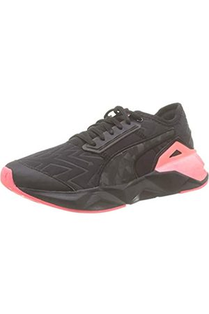Puma Women's Cell Plasmic Fluo WN's Fitness Shoes, - Alert