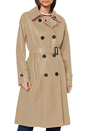 Tommy Hilfiger Women's TH ESS DB Maxi Trench Coat
