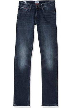 Tommy Jeans Men's Scanton Slim WLBLK Straight Jeans