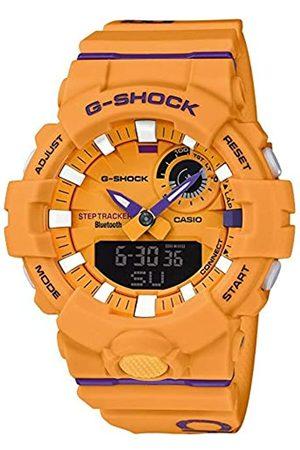 Casio Men's Analogue-Digital Quartz Watch with Plastic Strap GBA-800DG-9AER