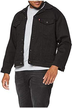 Levi's Men's Big Trucker Denim Jacket, (Lamar 0020)