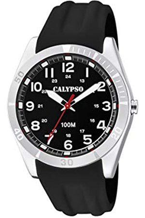 Calypso watches Unisex Adult Analogue Classic Quartz Watch with Plastic Strap K5763/2