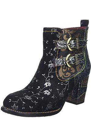 LAURA VITA Women's Ancnao 42 Ankle Boots, (Acier Acier)