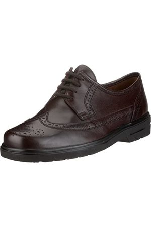 Sioux Men's Pacco-XXL Derbys, (Bordeaux)