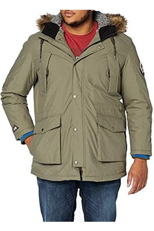 Jack & Jones Men's JOREXPLORE Parka Plus