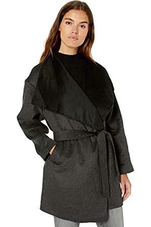 Daily Ritual Double-face Wool Short Coat Jacket