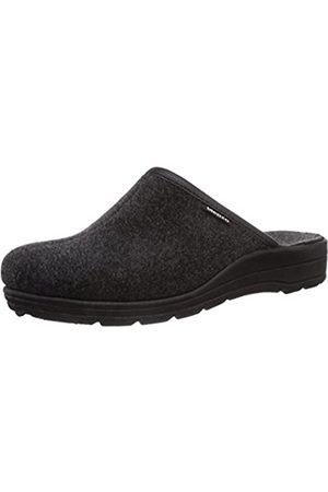 Gevavi 7828 Herrenpantoffel Zwart, Men's Slippers, (schwarz(zwart) 00)
