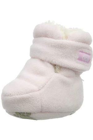 Döll Baby Girls' Babyschuhe Fleece Mittens, Neugeboren (Size: 0