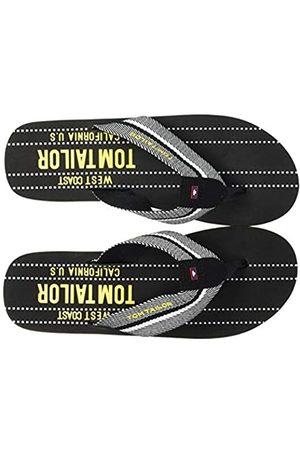 TOM TAILOR Men's 8081602 Flip Flops, ( - 00236)