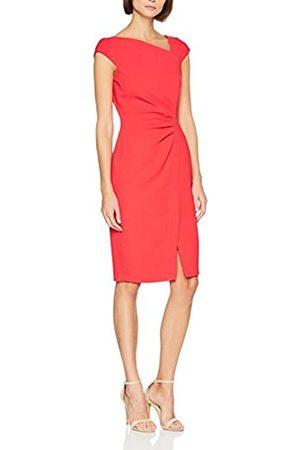 LK Bennett L.K. Bennett Women's TASSA Knee-Length A-Line Short Sleeve Dress