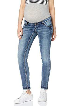Mama Licious Women's Mlsantiago Slim Paspel Jeans A. Maternity Trousers