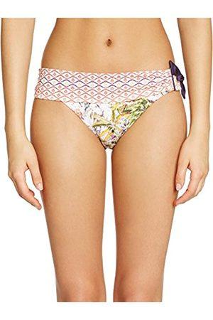 Livia Women's PISAC Bikini Bottoms, Multicoloured-Multicolore ( Mopaya)