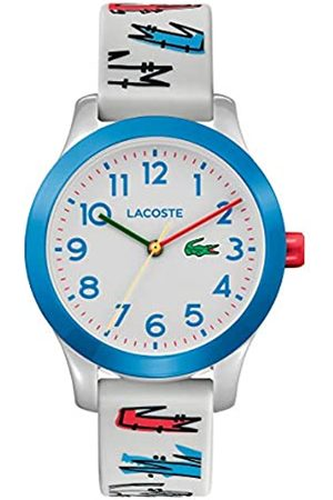 Lacoste Unisex Child Analogue Quartz Watch with Silicone Strap 2030021
