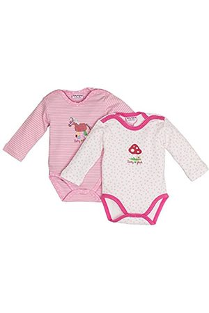 Salt & Pepper Salt and Pepper Baby Girls' BG Body Set Print Bodysuit