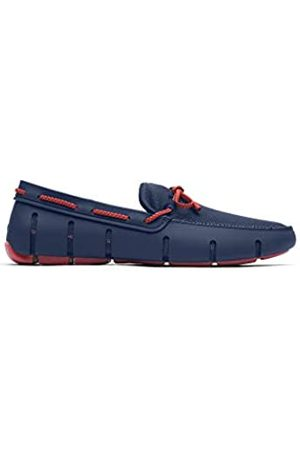 Swims Lace, Men's Loafers, (Navy/ Alert 698)