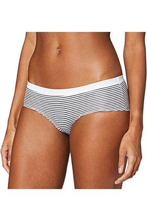 Calida Women's Natural Joy Stripe Boy Shorts