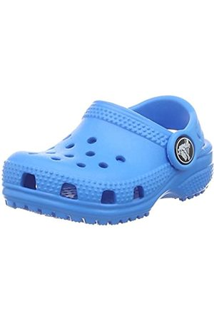 Crocs Kids' Classic Clogs, (Ocean)