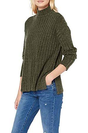 Pieces Women's Pcnew Sanni Ls Wool Knit Noos Jumper