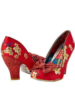Irregular Choice Women's Nick of Time Closed Toe Heels, ( / Ba)