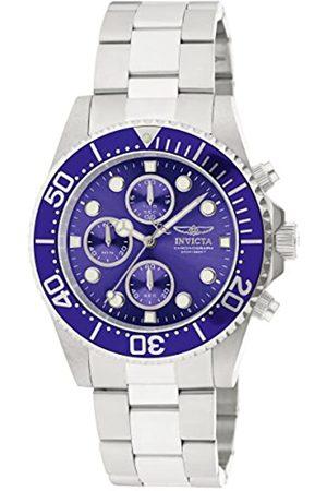 INVICTA 1769 Pro Diver Men's Wrist Watch Stainless Steel Quartz Dial