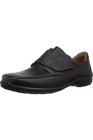 Jomos Men's Traveller Loafers, (Schwarz)
