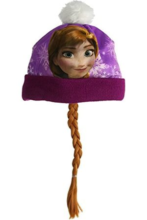 Disney Girl's Frozen Ponytail Hat