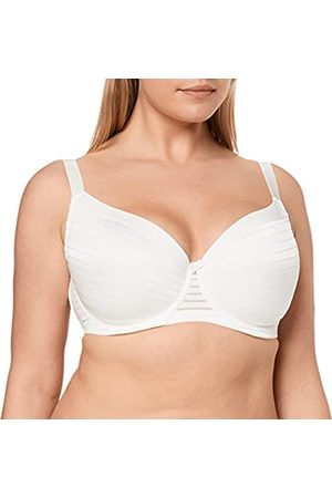 DORINA Women's Carmen T-Shirt Bra Everyday, (Ivory)