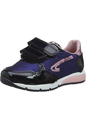 Pablosky Unisex Kids' 278729 Low-Top Sneakers, (Azul Azul)