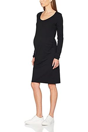 Mamalicious Women's Mllea Organic L/s Dress Maternity