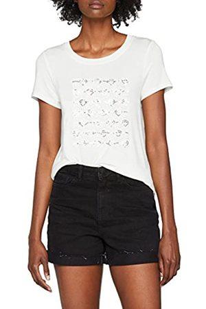 Vero Moda Women's VMFALLY S/S TOP D2-4 T-Shirt