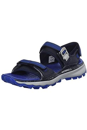 Merrell Men's Choprock Strap Hiking Sandals, (Navy)