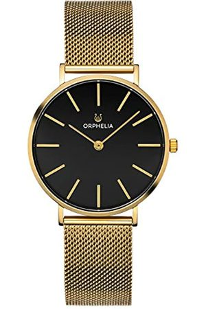 ORPHELIA Mens Analogue Classic Quartz Watch with Stainless Steel Strap OR62810