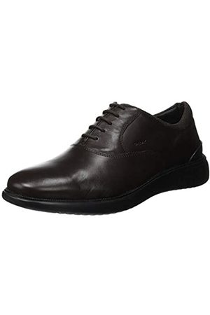 Geox Men's U Winfred A Oxfords, (Coffee C6009)