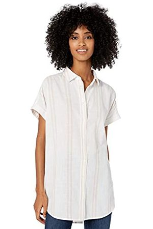Goodthreads Washed Cotton Short-Sleeve Tunic Shirt