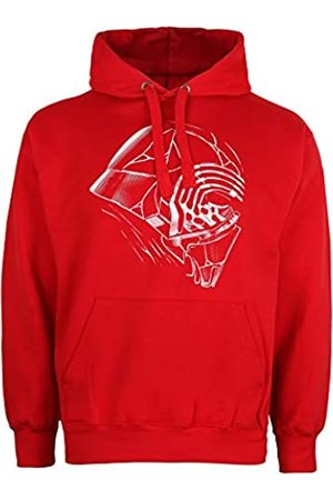 Star Wars Men's Kylo Profile Hooded Sweatshirt