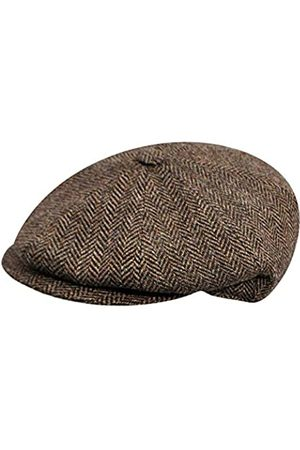 Bailey Of Hollywood Galvin Herringbone Flat Cap