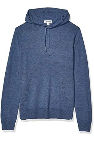 Goodthreads Merino Wool Pullover Hoodie Sweater Denim
