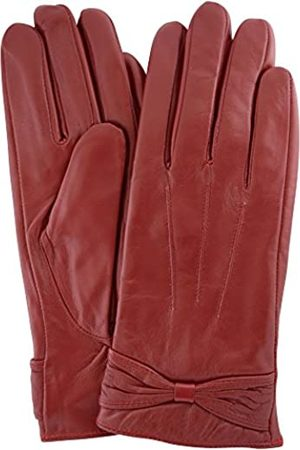SNUGRUGS Womens Butter Soft Premium Leather Glove with Bow
