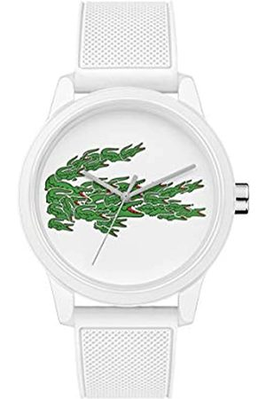 Lacoste Men's Analogue Quartz Watch with Silicone Strap 2011039
