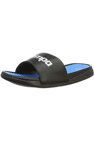 Kempa Unisex Adults' Bathing Sandal Handball Shoes, (Bleu Noir 01)