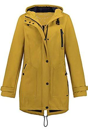 GINA LAURA Women's Softshelljacke, Gebondet Mit Fleece Jacket