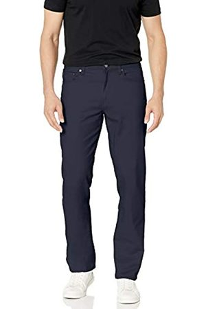 Amazon Straight-fit 5-pocket Stretch Twill Pant Casual