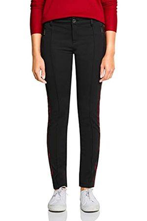 Street one Women's 372607 York Slim Fit Trouser