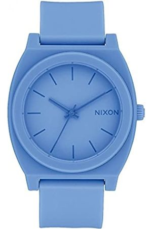 Nixon Unisex Quartz Watch with Black Dial Analogue Display Quartz Plastic A1192286