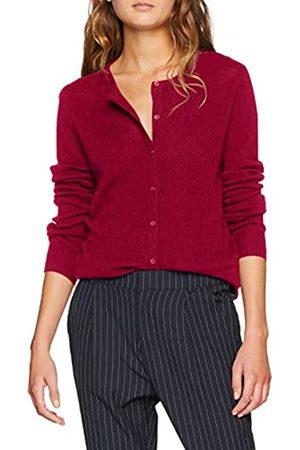 SPARKZ COPENHAGEN Women's Pure Cashmere O-Neck Cardigan